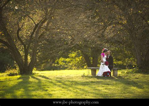 ella and kevin s boerner botanical gardens wedding