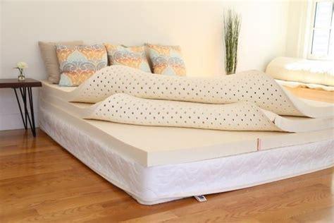 talalay  dunlop latex mattresses  sleep judge