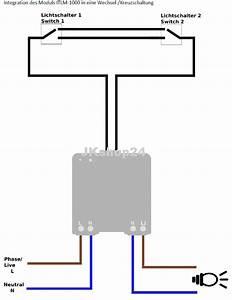 Rolladenmotor Nachrüsten Funk : funk lichtschalter set funklicht set lichtschalter f r vorhandene lampen kabellos nachr sten ~ Frokenaadalensverden.com Haus und Dekorationen