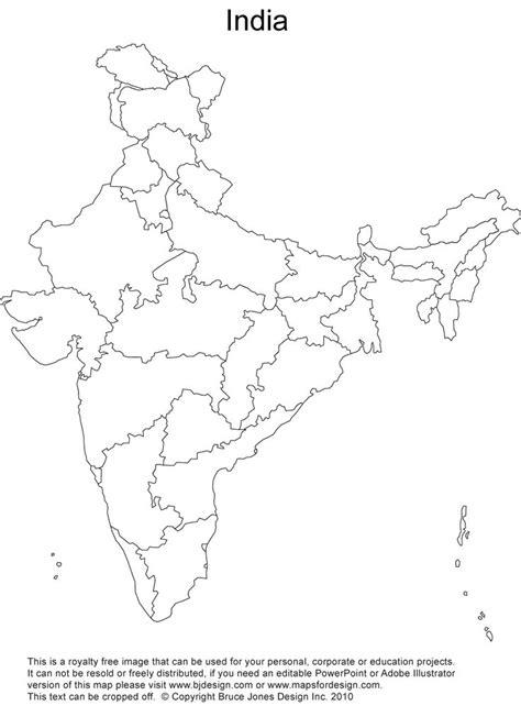 india blank printable map royalty  clip art sri