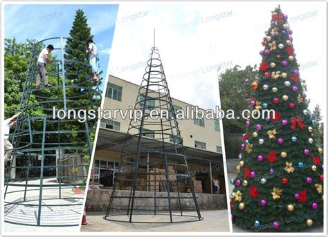 10m Giant Christmas Tree Frame Stand For Outdoor Buy