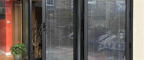 built  integral blinds sliding bi fold doors marlin