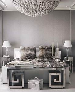 the 25 best silver bedroom ideas on pinterest silver With black white and silver bedroom ideas