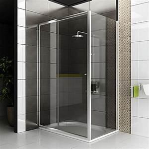 Duschkabine Ohne Wanne : duschkabine echtglas eckdesign 120 x 90 x 190 cm glas duschabtrennung dusche ~ Markanthonyermac.com Haus und Dekorationen