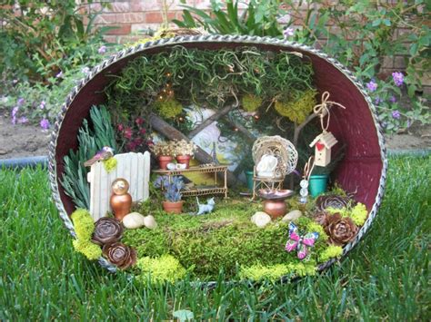 Magical Fairy Garden Designs