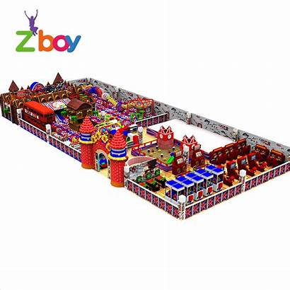 Indoor Playground Amusement Park Equipment