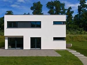 Bauhaus grether fertighaus weiss for Weiss fertighaus preis