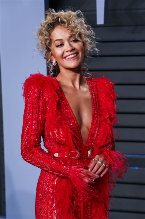 Rita Ora – 2018 Vanity Fair Oscar Party in Beverly Hills