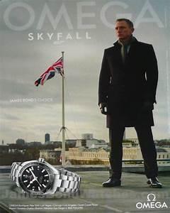 James Bond Skyfall : advertising james bond watches blog ~ Medecine-chirurgie-esthetiques.com Avis de Voitures