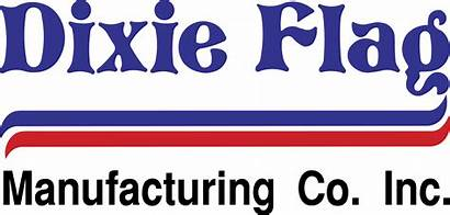 Dixie Flag Manufacturing Logos Svg Vector 51kb