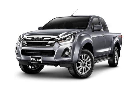 Isuzu The New 20192020 Isuzu Dmax Truck V Cross Spy