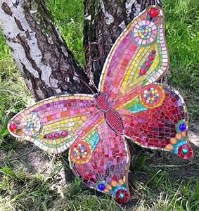 Mosaik Basteln Ideen : garten mosaik selber machen ~ Lizthompson.info Haus und Dekorationen