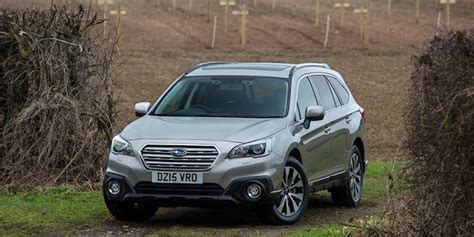 6 Reasons Why The New Subaru Outback Cvt Is Safer In The