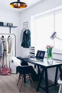 Fashion For Home : mein blogger home office stylisch aber funktional who is mocca ~ Orissabook.com Haus und Dekorationen