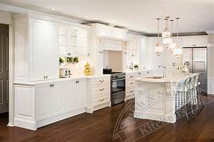 Romantic, Country, Style, Kitchen