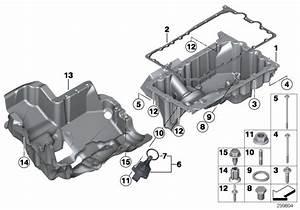 2014 Bmw 528ix Oil Levelling Sensor  System  Engine - 12617638341