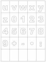 Pdf Seiten Ausschneiden : abc karten zum ausdrucken und ausschneiden alphabet lernen ~ Orissabook.com Haus und Dekorationen