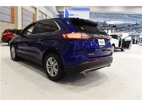 2016 Ford Edge Pictures: 2016 Ford Edge 12   U.S. News