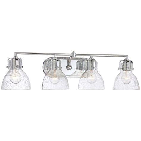 Minka Lavery 4light Chrome Bath Vanity Light572477