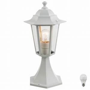Lampadaire Exterieur Pas Cher : lampadaire alu achat vente pas cher ~ Melissatoandfro.com Idées de Décoration