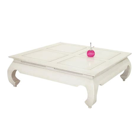 table basse carr 233 e gm opium chine h 233 v 233 a meuble asiatique