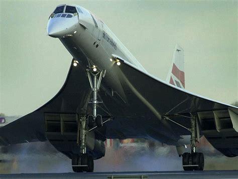 Concorde Supersonic Jet Nose