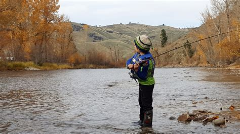 Great Falls and Lewistown kids fishing events canceled ...