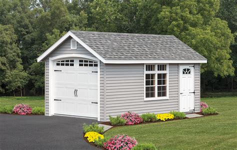 Prebuilt & Custom Garages  Cedar Craft Storage Solutions