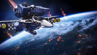 Macross Super Fortress Valkyrie Dimension Vf 1s