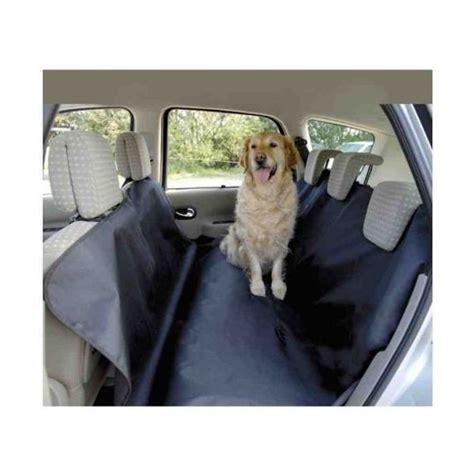 housse de sieges voiture protection siege bdp pour chien banquette arriere