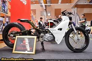 Motomalaya  Motosikal Buatan Khas Dari Shawn Seelan