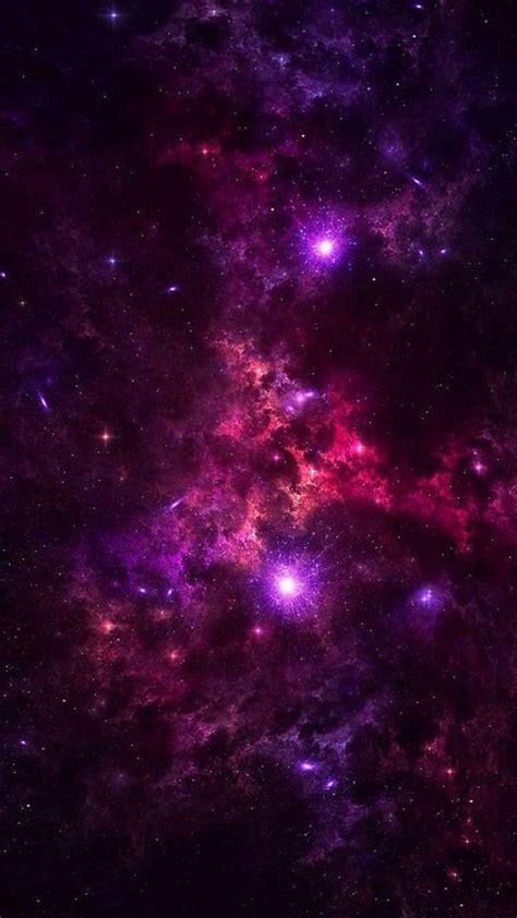 iphone wallpaperbackground galaxie hintergrund lila