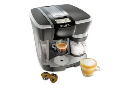 Keurig® Rivo R500 Cappuccino & Latte Brewing System: Includes 12 Rivo® Pod Variety Box   Home
