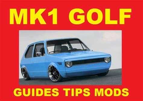 download car manuals pdf free 1984 volkswagen golf user handbook dedicated vw mk1 a1 golf rabbit gti 8v 16v modifica