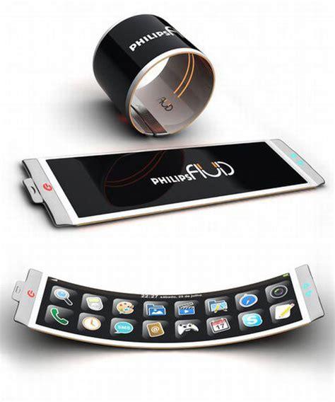 handphone philips 30 futuristic phones we wish were real hongkiat