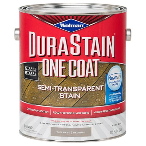 wolman deck stain wolman durastain 174 one coat semi transparent stain product