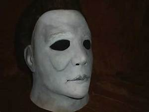 Michael Myers mask Don Post conversions 2003 and 2006 ...