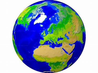 Globe Map Europe Maps Transparent Background Earth