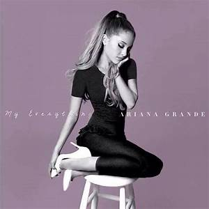 my everything album cover ariana grande Book Covers
