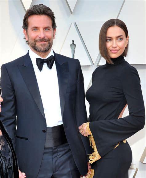 Irina Shayk After and Bradley Cooper Oscar