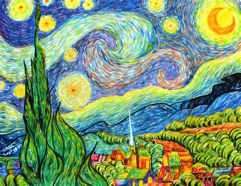 vincent gogh artwork my great paintings painting of vincent gogh 39 s