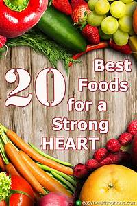 20 best foods for a strong easy health options