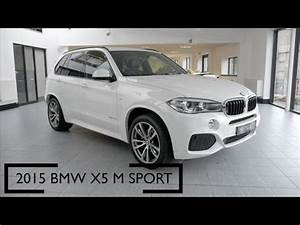 Bmw X5 M Sport : 2015 bmw x5 m sport youtube ~ Medecine-chirurgie-esthetiques.com Avis de Voitures