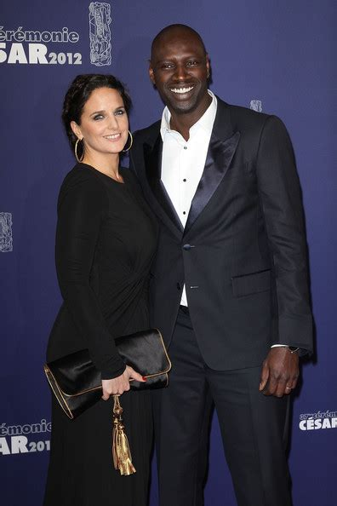 afro french actor omar sy wife whitewomenblackmencom