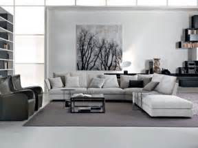 Ses Sofas by D 233 Co Salon Gris Et Blanc 28 Mod 232 Les 233 L 233 Gants