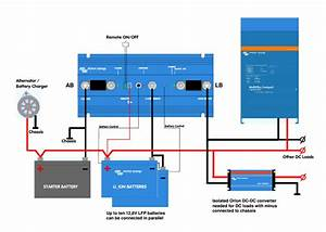 Victron Battery Management System Bms 12  200
