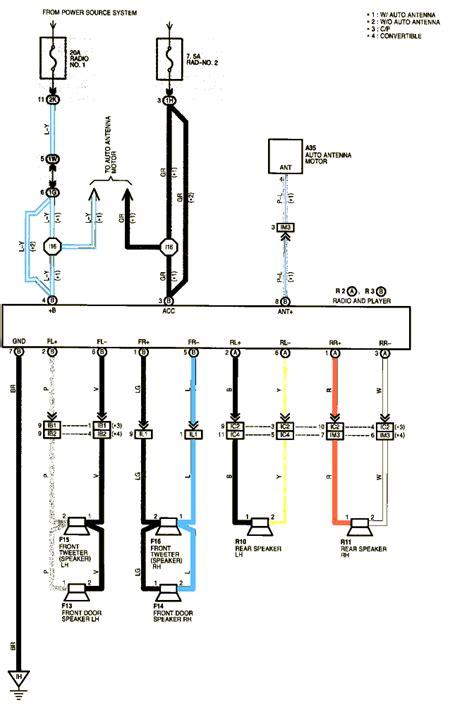 Toyotum Solara Jbl Wiring Diagram by I A 99 Solara V6 And Is Missing The Cd Radio A