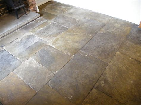 sealing flagstone flagstone floor stripping cleaning and sealing for mrs crossley macclesfield cheshire sk11