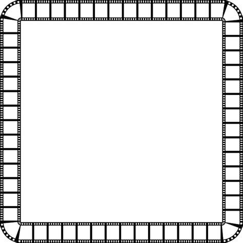 vector graphic abstract art border camera