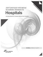 JCI_Standards 6th_Ed_Hospital.pdf - Joint Commission